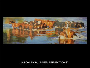 "Jason Rich, ""River Reflections"" (River Reflections)"