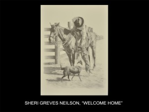 """Sheri Greves Neilson, """"Welcome Home"""" (Welcome Home)"""
