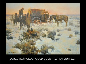 "James Reynolds, ""Cold Country, Hot Coffee"""