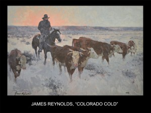 "James Reynolds, ""Colorado Cold"""