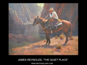 "James Reynolds, ""The Quiet Place"""
