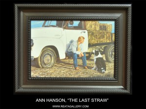 "Ann Hanson, ""The Last Straw"""