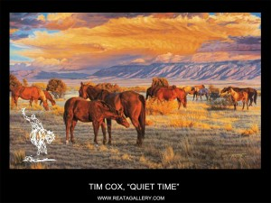 "Tim Cox, ""Quiet Time"""