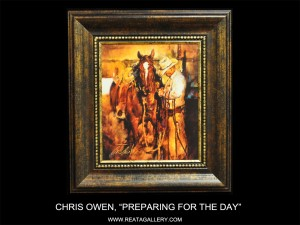"Chris Owen, ""Preparing for the Day"""