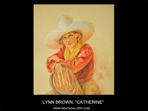 "Lynn Brown, ""Catherine"""
