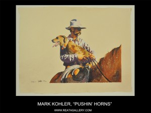 "Mark Kohler, ""Pushin' Horns"""