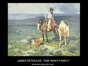 "James Reynolds, ""One Man's Family"""