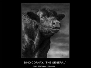 """Dino Cornay, """"The General"""" (The General)"""