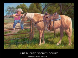 "June Dudley, ""If Only I Could"""