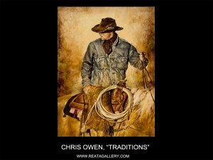"Chris Owen, ""Traditions"""