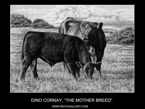"""Dino Cornay, """"The Mother Breed"""" (The Mother Breed)"""