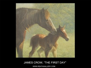 "James Crow, ""The First Day"""