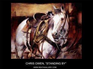 "Chris Owen, ""Standing By"""