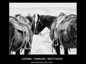 """Karmel Timmons, """"Brothers"""" (Brothers)"""