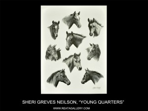 "Sheri Greves Neilson, ""Young Quarters"""