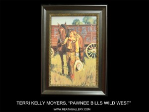 "Terri Kelly Moyers, ""Pawnee Bills Wild West"""