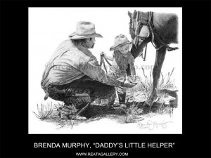 "Brenda Murphy, ""Daddy's Little Helper"""