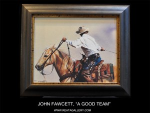 "John Fawcett, John, ""A Good Team"""
