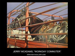 "Jerry McAdams, ""Workday Commuter"" (Workday Commuter)"