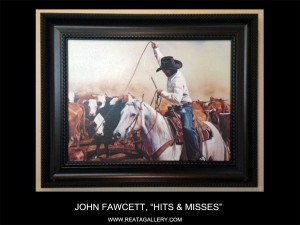 "John Fawcett, ""Hits & Misses"""
