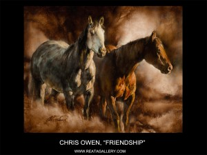 "Chris Owen, ""Friendship"""
