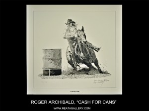 "Roger Archibald, ""Cash for Cans"""