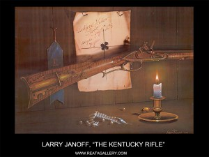 "Larry Janoff, ""The Kentucky Rifle"" (The Kentucky Rifle)"