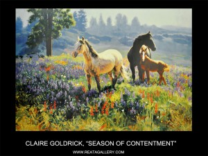 "Claire Goldrick, ""Season of Contentment"" (Season of Contentment)"