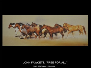 "John Fawcett, ""Free For All"""