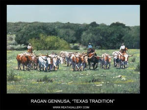 "Ragan Gennusa, ""Texas Tradition"""