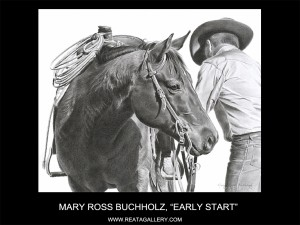 RGT Buchholz, Mary Ross, Early Start