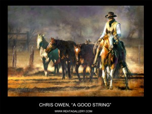 RGT Owen, Chris, A Good String