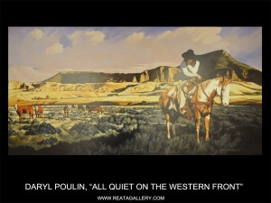 RGT Poulin, Daryl, All Quiet on the Western Front