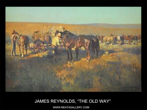 RGT Reynolds, James, The Old Way