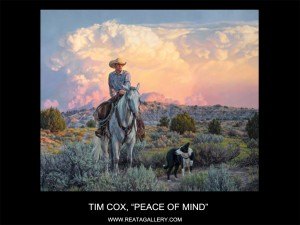 RGT Cox, Tim, Peace of Mind